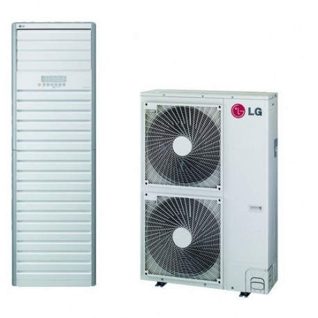 Climatiseur LG Armoire Inverter ref UP48.NT2/UU49W.U32 15,5 kW Calo