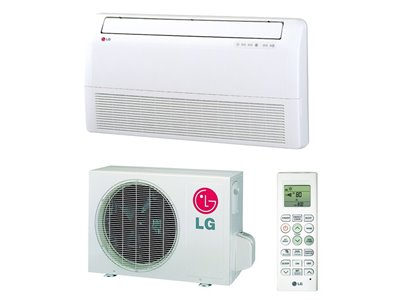 LG console convertible Inverter